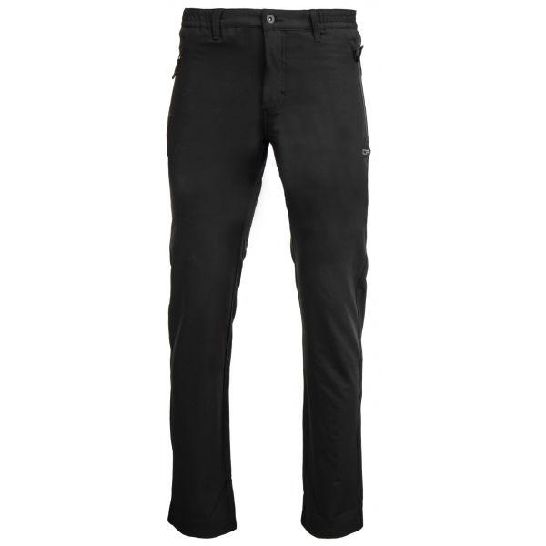 ALPINE PRO HEIRUN - Pánské softshellové kalhoty