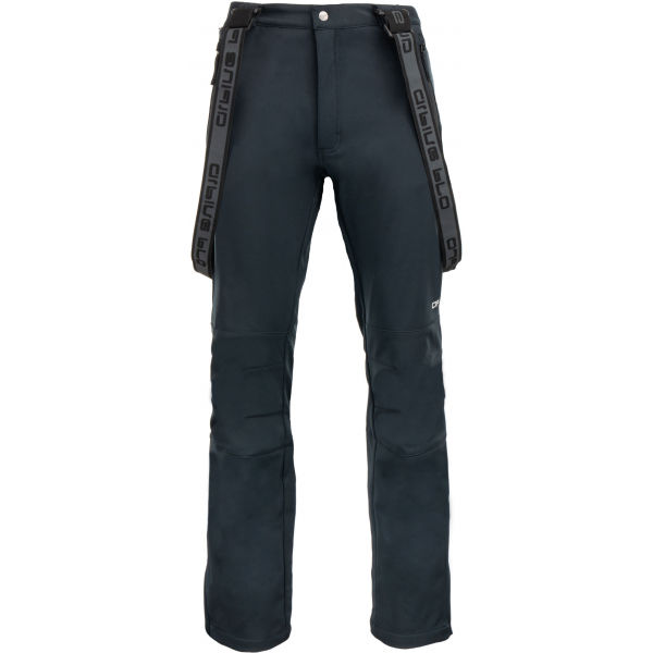 ALPINE PRO KERES - Pánské lyžařské kalhoty