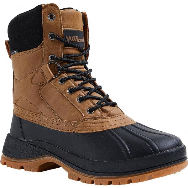 Willard CORRY - Pánská zimní obuv