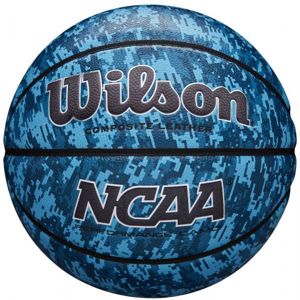 Wilson NCAA REPLICA CAMO BASKETBAL - Basketbalový míč
