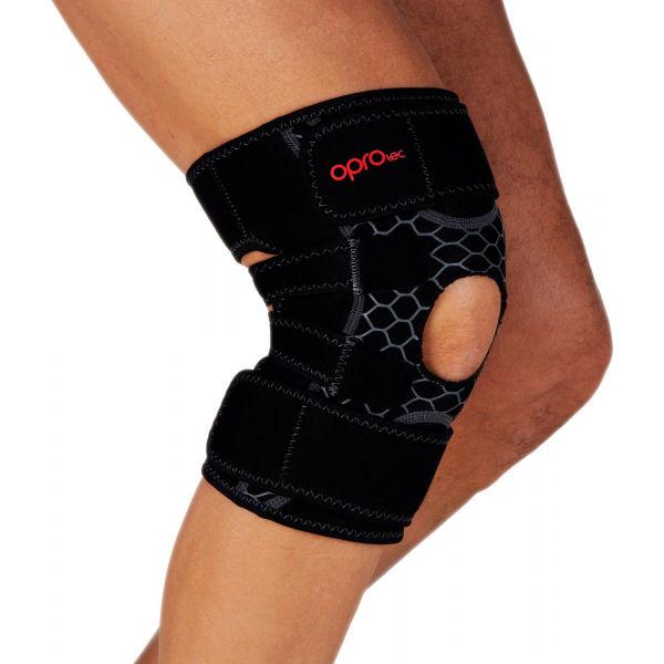 Opro NASTAVITELNÁ KOLENNÍ ORTÉZA OPROTEC - Ortéza na koleno