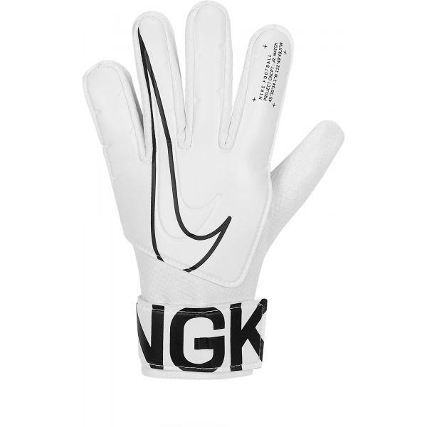 Nike GOALKEEPER MATCH JR - Dětské brankářské rukavice