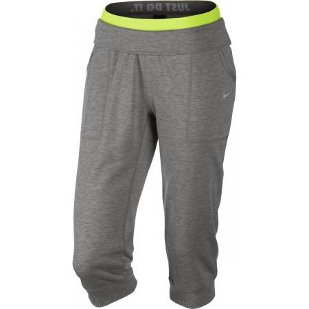 Dámské tříčtvrteční kalhoty - Nike OBSESSED FT CAPRI - 2