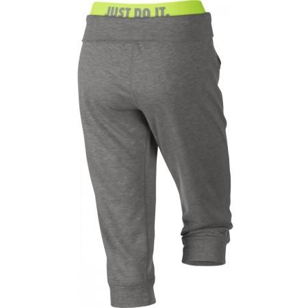 Dámské tříčtvrteční kalhoty - Nike OBSESSED FT CAPRI - 4