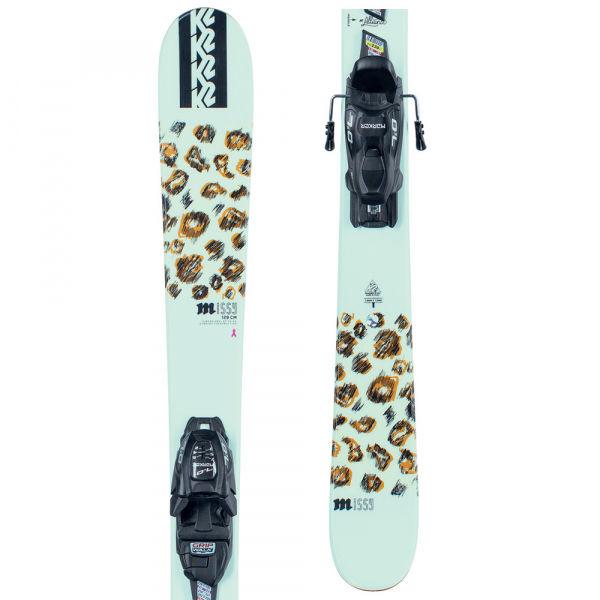 K2 MISSY FDT 7.0 - Dětské allmountain lyže s vázáním