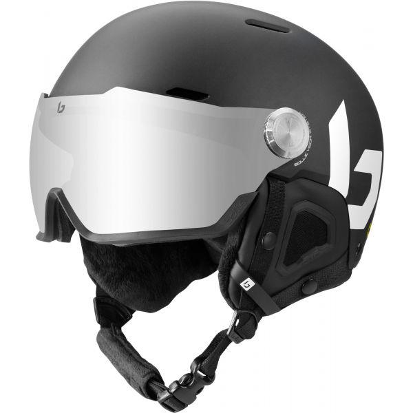 Bolle MIGHT VISOR (55 - 59) CM - Lyžařská helma se štítem