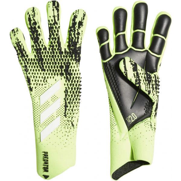 adidas PREDATOR GL PRO - Pánské fotbalové rukavice