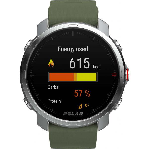 POLAR GRIT X - Multisportovní hodinky s GPS a záznamem tepové frekvence