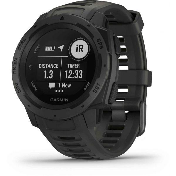 Garmin INSTINCT OPTIC - Multisportovní hodinky