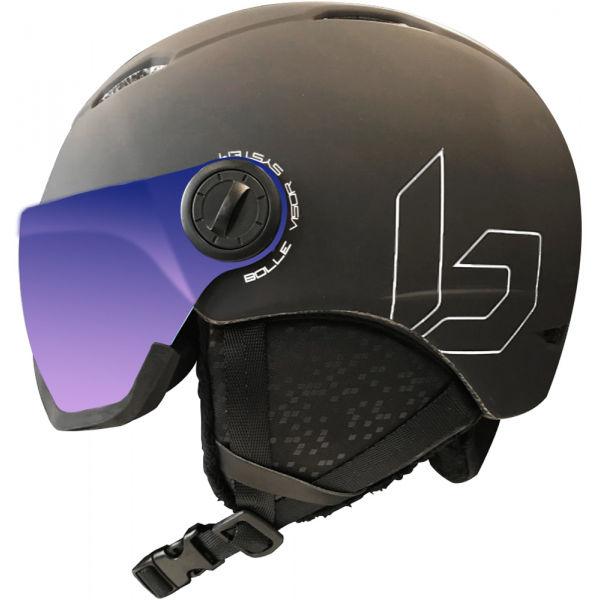 Bolle MERCURO (59 - 62) CM - Lyžařská helma se štítem