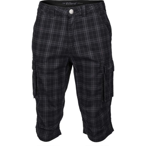 Willard HALLAS - Pánské plátěné 3/4 kalhoty