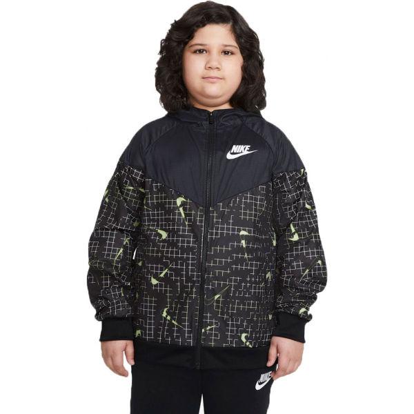Nike NSW RTLP WINDRUNNER B - Chlapecká bunda
