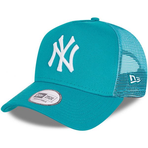 New Era 9FORTY TRUCKER MLB NEW YORK YANKEES - Klubová kšiltovka