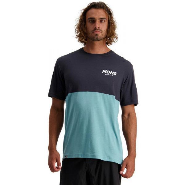 MONS ROYALE TARN FREERIDE - Pánské funkční triko na kolo
