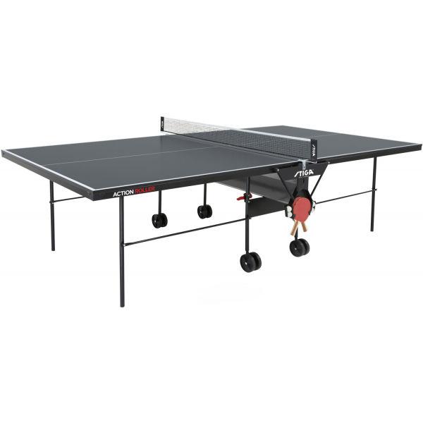 Stiga ACTION ROLLER - Stůl na stolní tenis