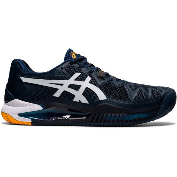 Asics GEL-RESOLUTION 8 CLAY - Pánská tenisová obuv