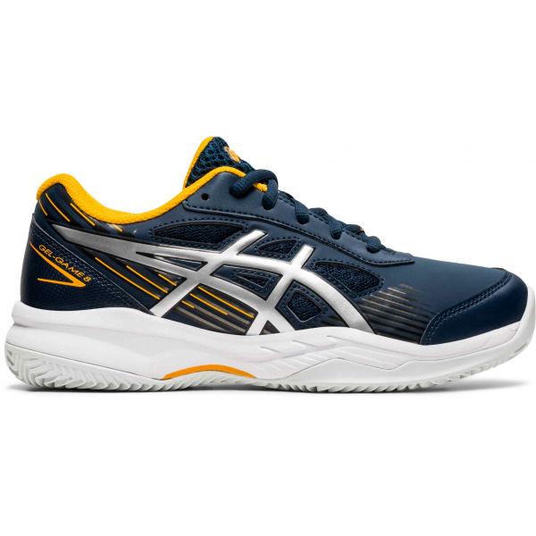 Asics GEL-GAME 8 GS CLAY - Dětská tenisová obuv