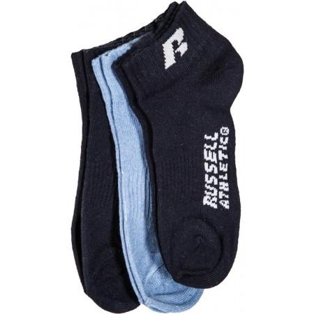 MILLAR 3 PPK - Ponožky - Russell Athletic MILLAR 3 PPK