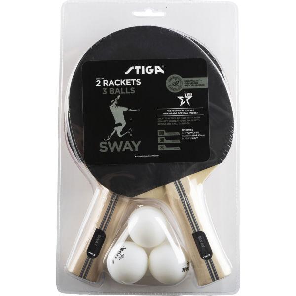 Stiga SWAY SET - Set na stolní tenis