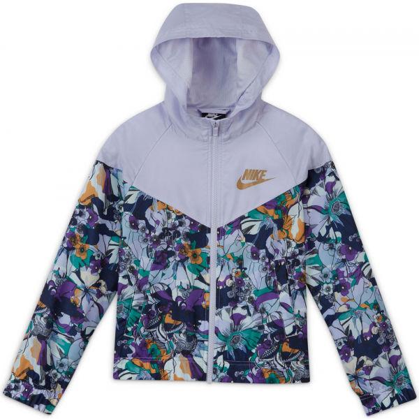 Nike SPORTSWEAR WINDRUNNER - Dívčí bunda