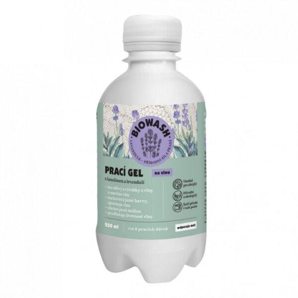 Bio Wash Prací gel s levandulí a lanolínem - Prací gel