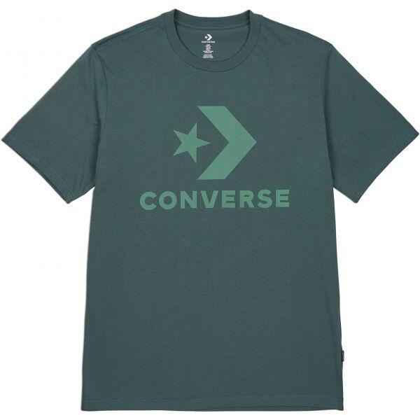 Converse STAR CHEVRON TEE - Pánské tričko