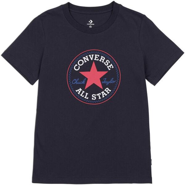 Converse CHUCK TAYLOR ALL STAR PATCH TEE - Dámské tričko