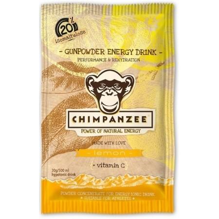 Energetický nápoj - Chimpanzee GUNPOWDER LEMON EN.DRINK 30G