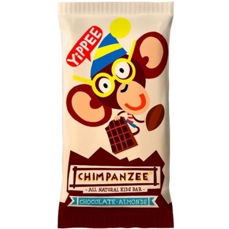 Energetická tyčinka - Chimpanzee YIPPEE BAR 35G CHOCOLATE