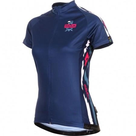 Dámský cyklistický dres - Maloja PALOLAM SHIRT 1/2 WOMEN