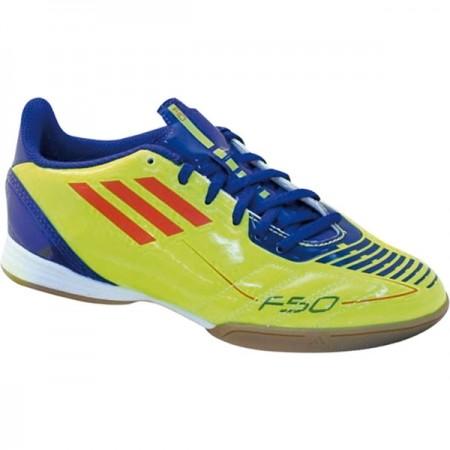 F10 IN J - Dětská sálová obuv - adidas F10 IN J - 1