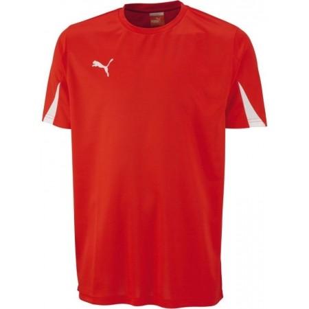 SHIRTS SS TEAM - Sportovní pánské triko - Puma SHIRTS SS TEAM