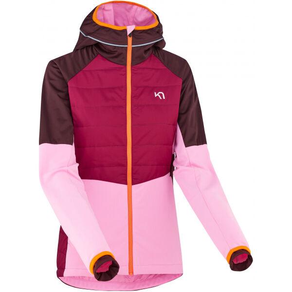 KARI TRAA TIRILL JACKET - Dámská sportovní bunda