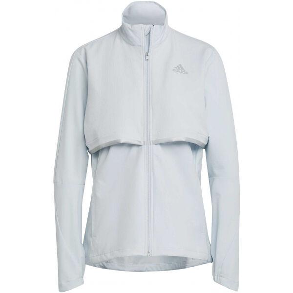 adidas OTR SOFTSHE - Dámská běžecká bunda