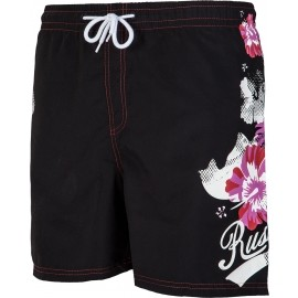 Russell Athletic HAWAI SWIM SHORT - Pánské koupací šortky