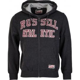 Russell Athletic ZIP THROUGH HOODY - Pánská mikina