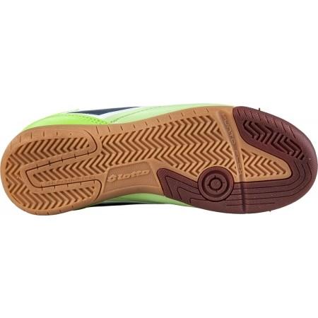 Dětská sálová obuv - Lotto ZHERO GRAVITY V 700 ID JR L - 4