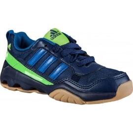 adidas GYMPLUS 2 K - Dětská indoorová obuv