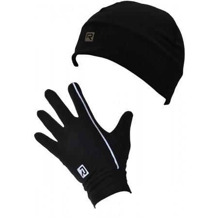 Set rukavice a čepice - Rucanor SET LOAN A VINES
