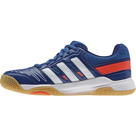 Dětská indoorová obuv - adidas COURT STABIL ELITE XJ - 3