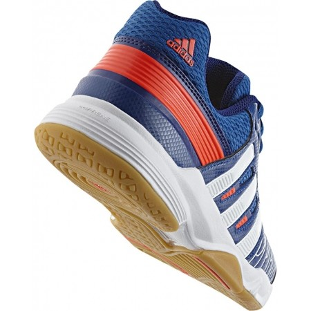 Dětská indoorová obuv - adidas COURT STABIL ELITE XJ - 5