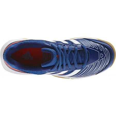 Dětská indoorová obuv - adidas COURT STABIL ELITE XJ - 6