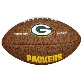 Wilson NFL MINI TEAM LOGO - Mini míč pro americký fotbal