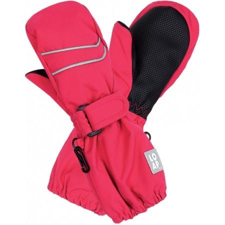 Dětské palcové rukavice - Loap NICALAS - 1