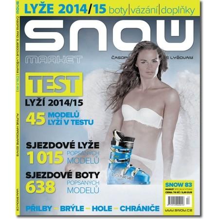 Časopis Snow - Časopis Snow - Sportisimo Časopis Snow - 1