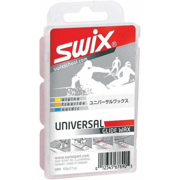 Swix REGULAR - Univerzální parafín