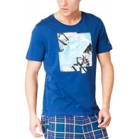Puma GRAPHIC TEE - Pánské tričko