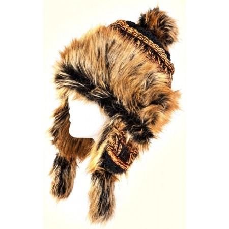 ERIKA - Dámská stylová zimní čepice - Canada Snow ERIKA - 2