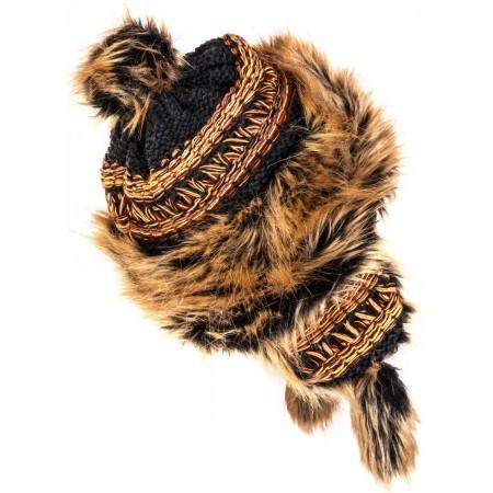 ERIKA - Dámská stylová zimní čepice - Canada Snow ERIKA - 3