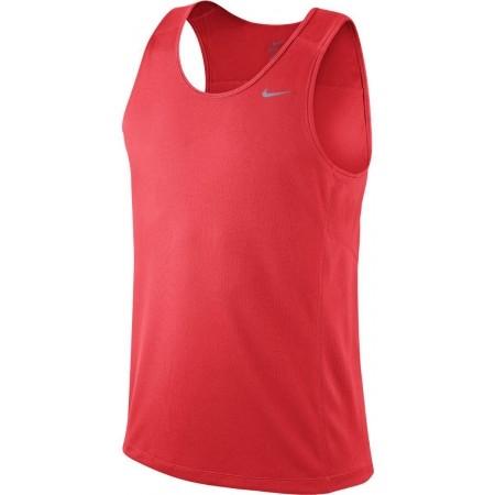 Pánské běžecké tílko - Nike MILER SINGLET - 3